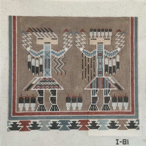 Yei Gods by Susan Treglown