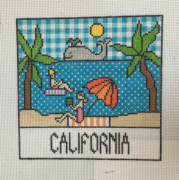 California by Susan Treglown