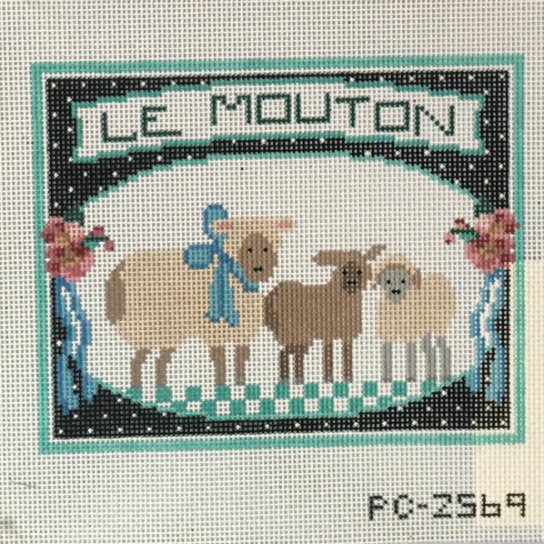 Le Mouton by Susan Treglown
