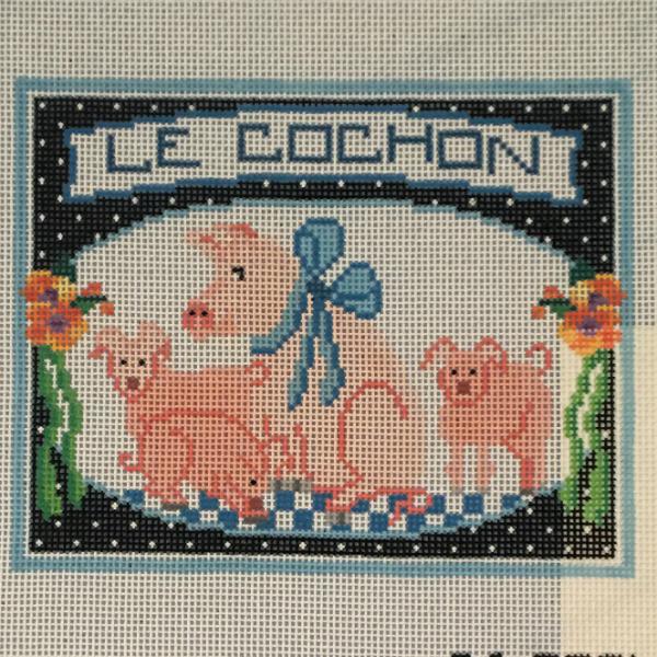 Le Cochon by Susan Treglown