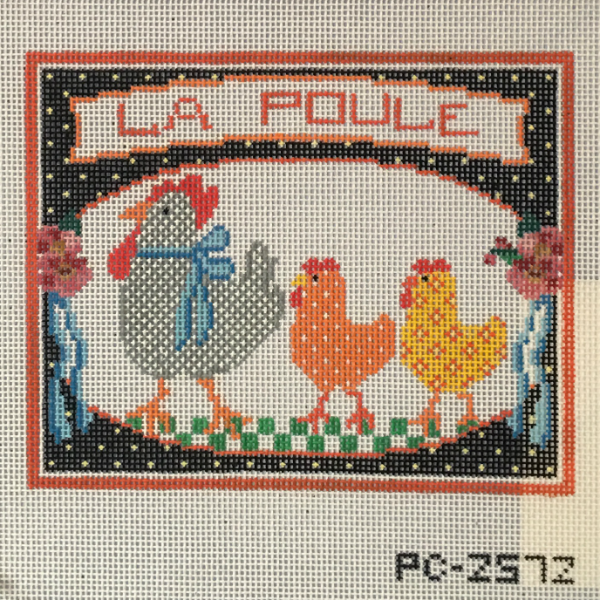 La Poule by Susan Treglown