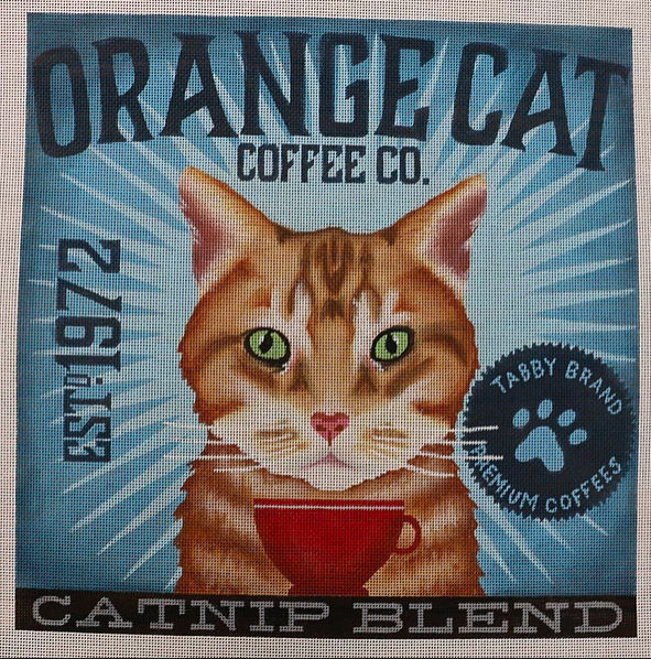 Orange Cat Coffee Co from Tango & Chocolate