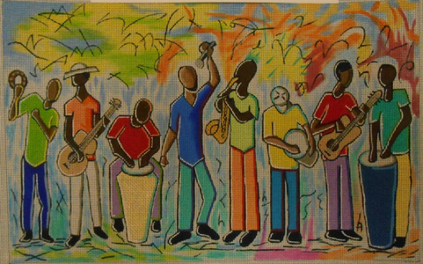 The Band by Purple Palm