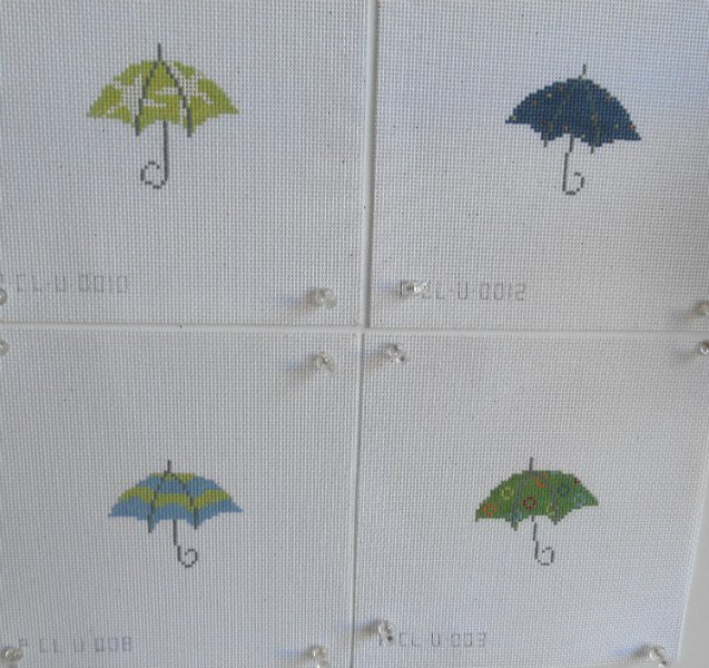 Small Umbrellas by Pippin Studios