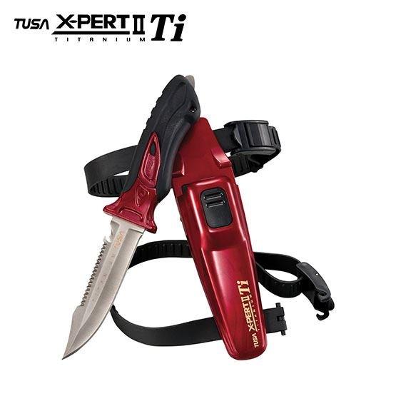 X-Pert II Titanium Knife