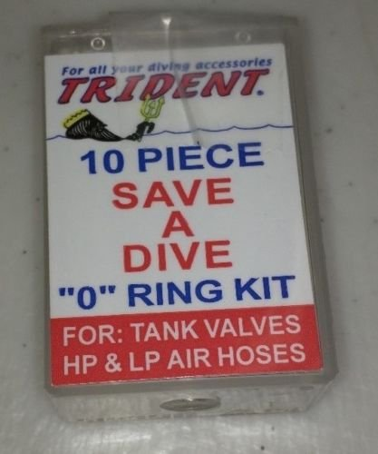10 Piece O Ring Kit