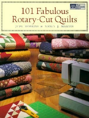 101 Fabulous Rotary-Cut Quilts - B352T