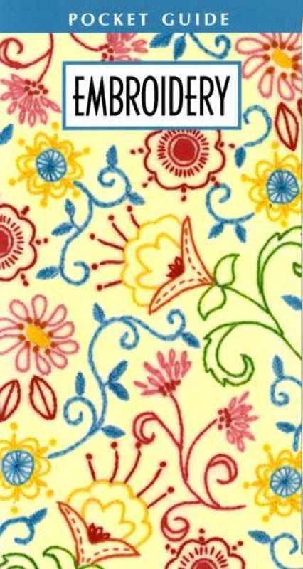 Embroidery Pocket Guide - LA56019