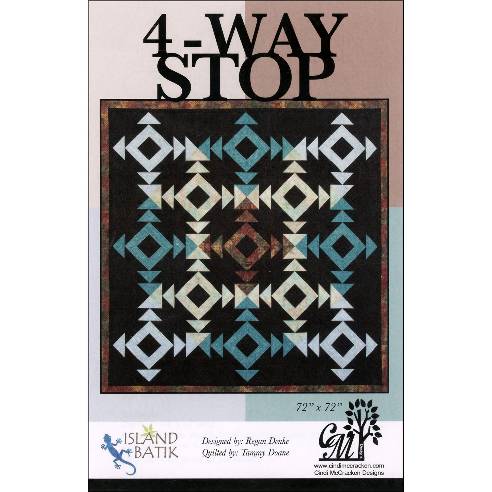 4-Way Stop -  CMD81