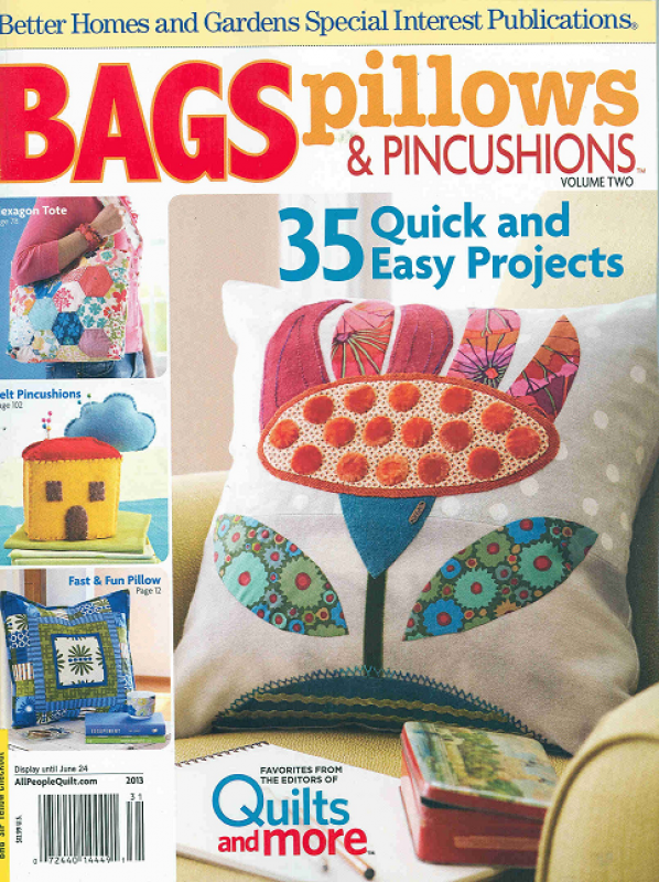 BHG - Bags Pillows & Pincushions - Volume Two