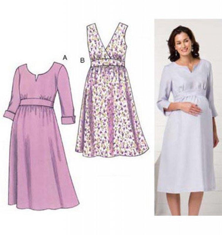 Kwik Sew - 3486 - Maternity Dresses