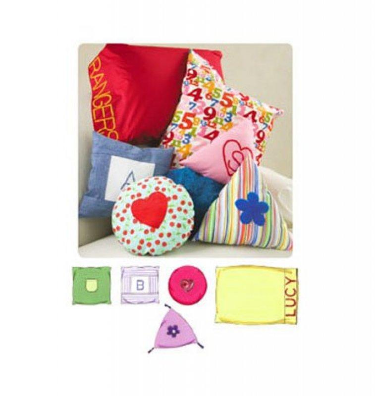 Kwik Sew - 3525 - Pillows and Pillowcase