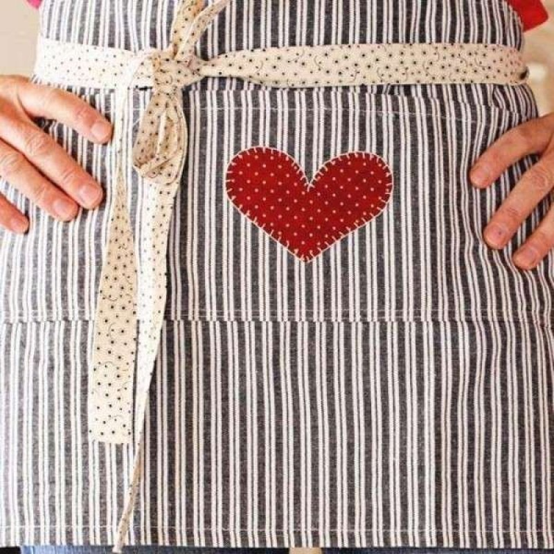 Kitchen Towel Apron