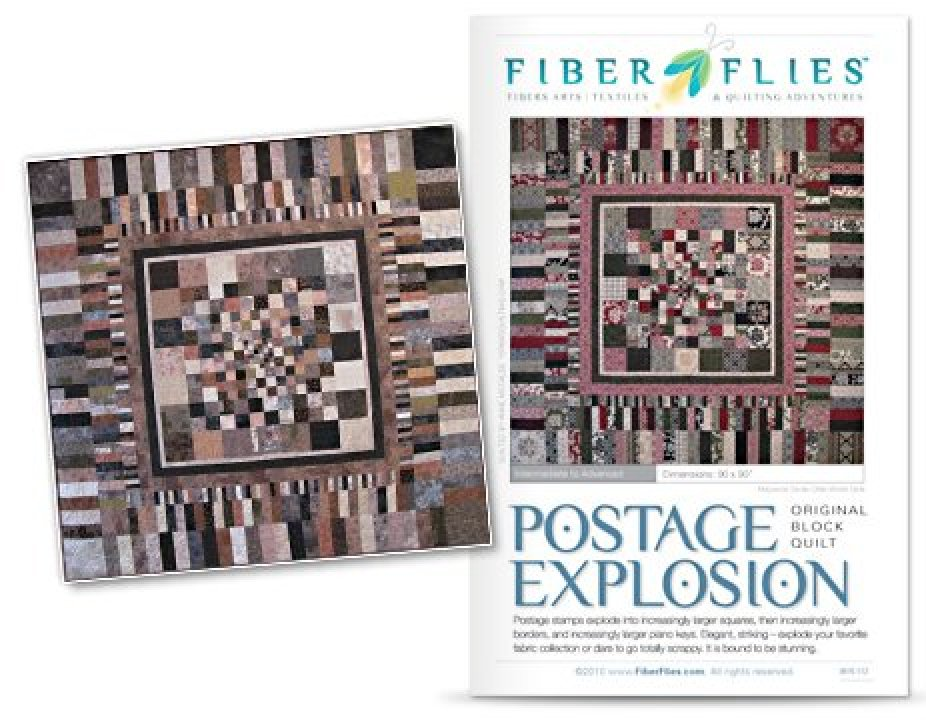 Postage Explosion