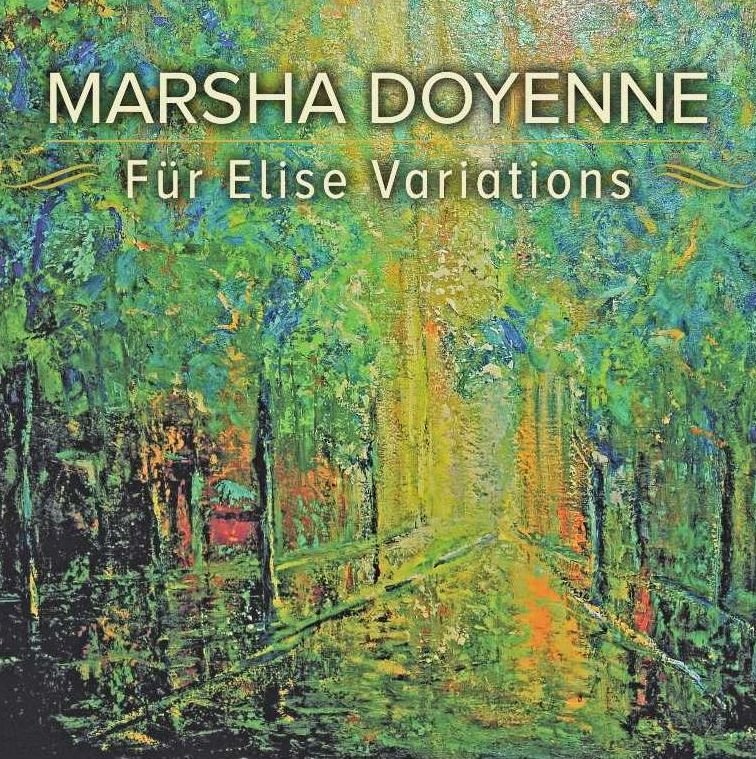 Fur Elise Variations CD