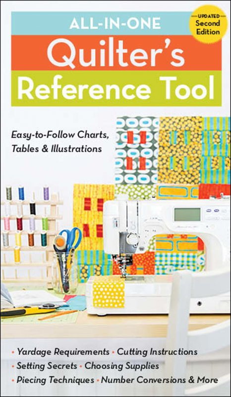 All-in-One Quilter's Reference Tool - 11038