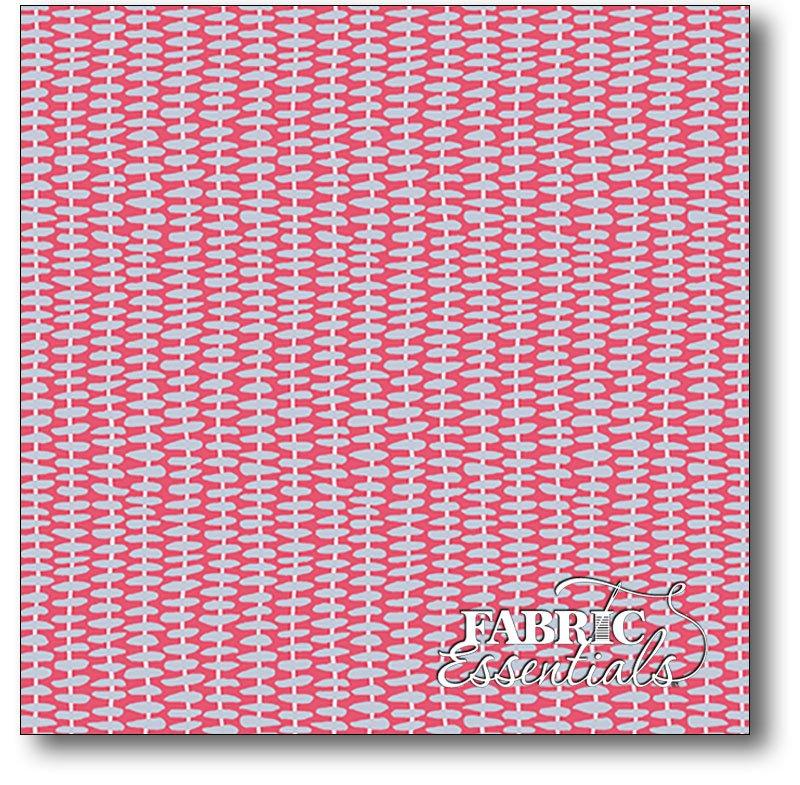 Andover - Barbados - A-7853-R Gray & Red