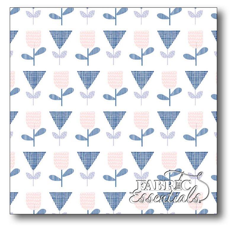 Andover - Cathy Nordstrom - Floral Splendor - A-8378-B