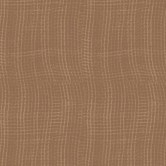 Andover - Kim Schaefer - Mesh - A-8821-N - Light Brown