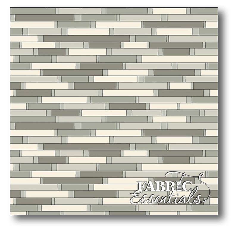 Andover - Kim Schaefer - Uptown - Backsplash - A-8665-C Grey