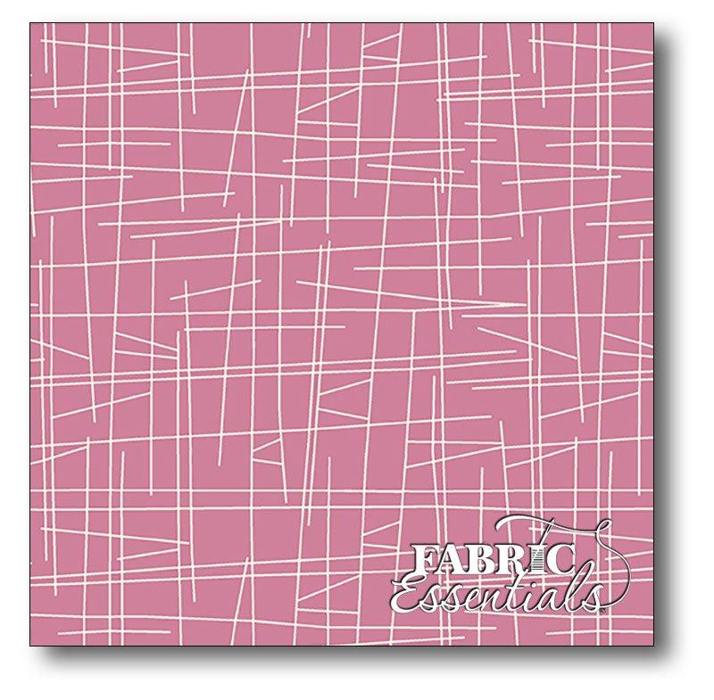 Andover - Kim Schaefer - Uptown - Pick-up Sticks - A-8669-R Pink