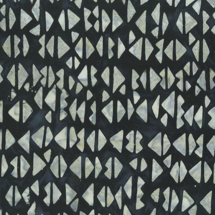 Anthology Fabrics - Natalie Barnes - Island Home Batiks - 706Q-4 Night