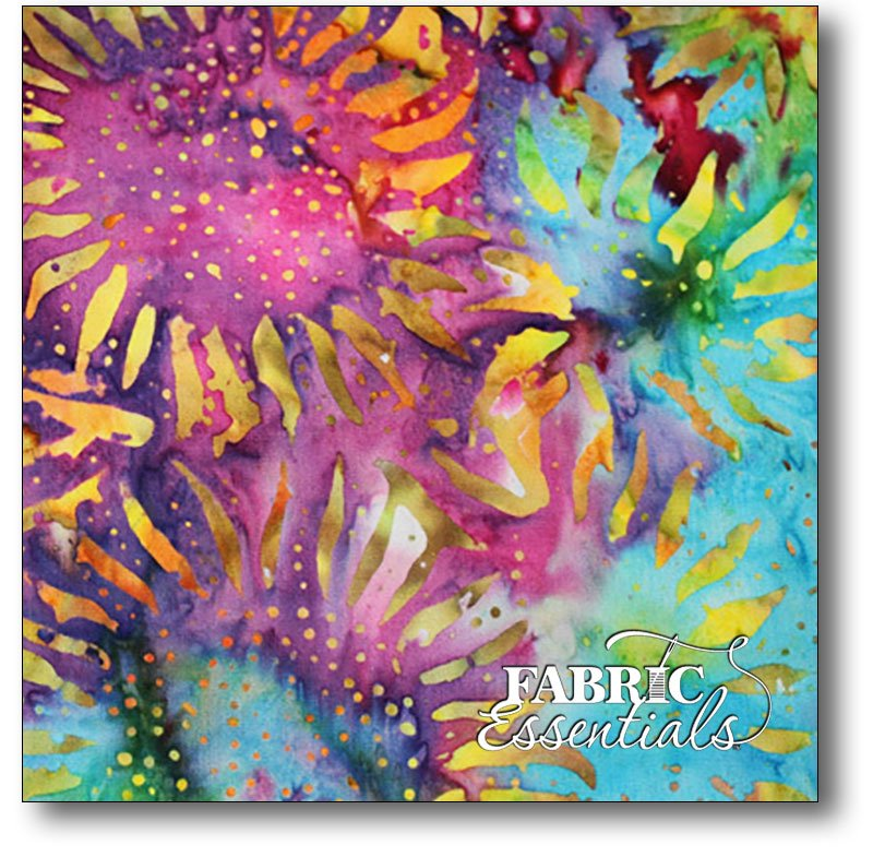 Anthology - BeColourful Batik - BC34