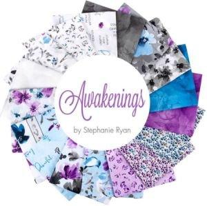 Wilmington - Awakenings - Set of 18 Fat Quarters!