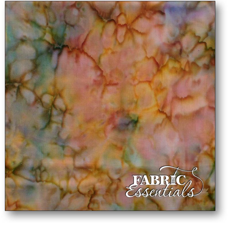 Bali Fabrics - Princess Mirah - Batiks - 728-C