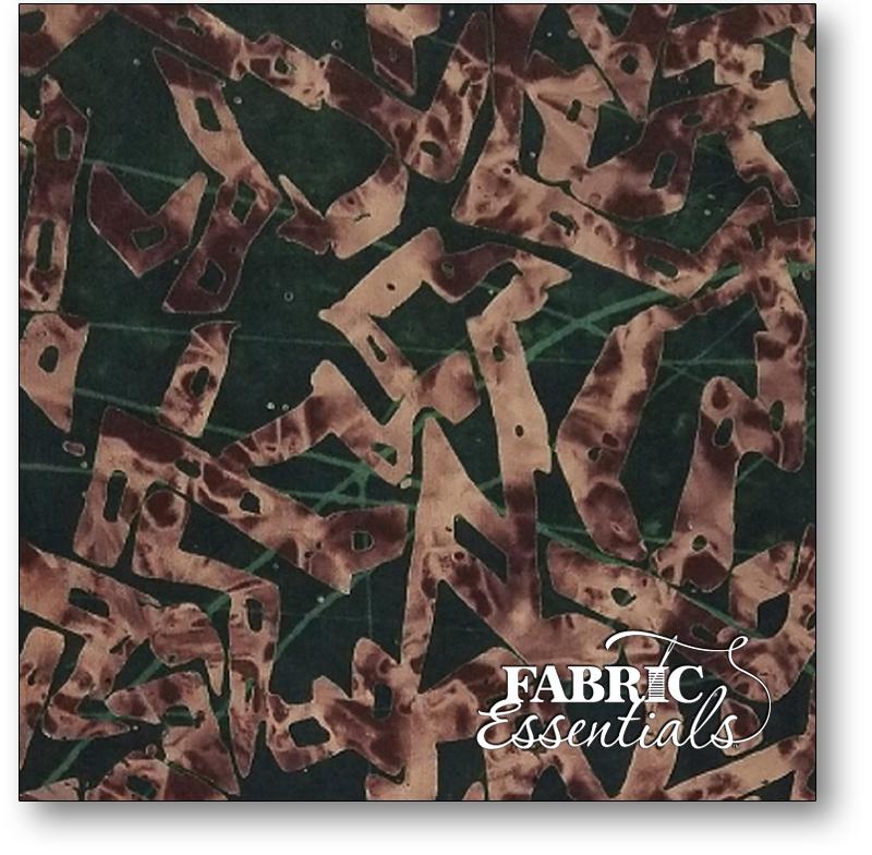 Bali Fabrics - Princess Mirah - Batiks - PB-3-62