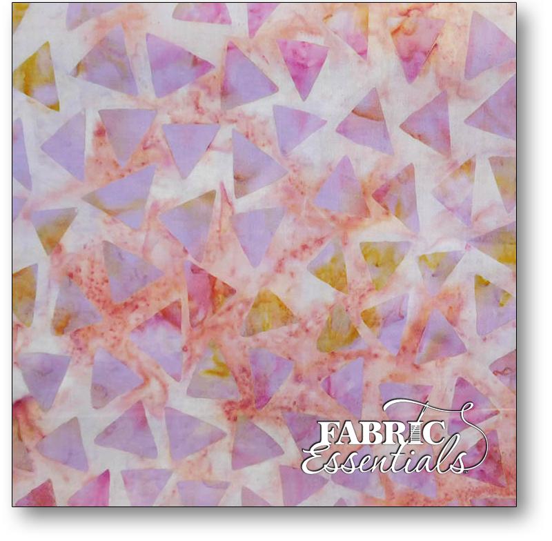 Bali Fabrics - Princess Mirah - Batiks - Spring Crocus - GF-2