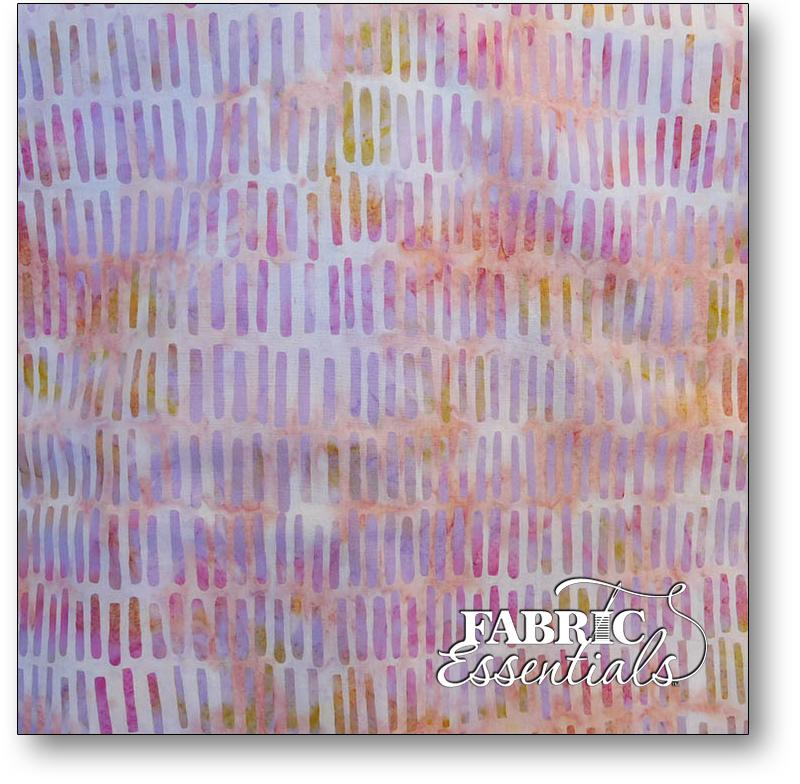 Bali Fabrics - Princess Mirah - Batiks - Spring Crocus - GF-3-S