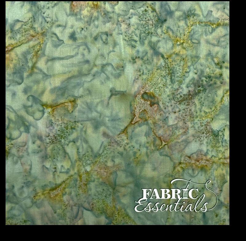 Bali Fabrics - Princess Mirah - Batiks - 3997