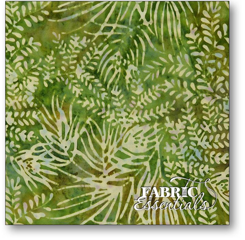 Bali Fabrics - Princess Mirah - Batiks - 4-615-C