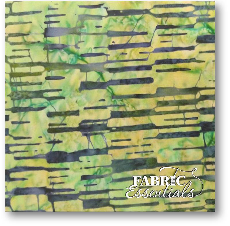 Batik Textiles - 9619 Green