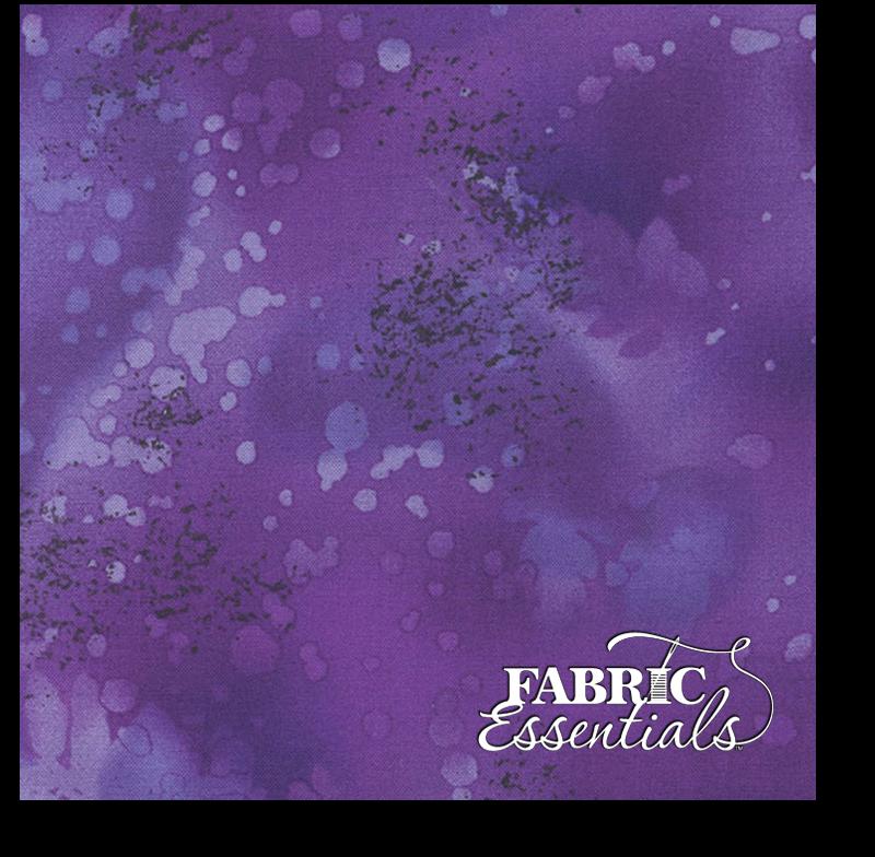 Benartex - Fossil Fern - 45 cotton - 528-I Purple