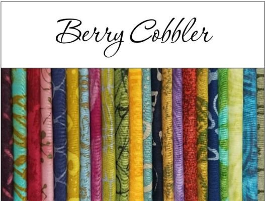 2020 MQ - Berry Cobbler - SOLD OUT