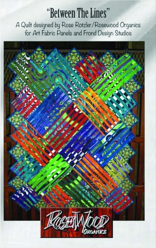 Between the Lines - Alexis Winter Garden Fabrics