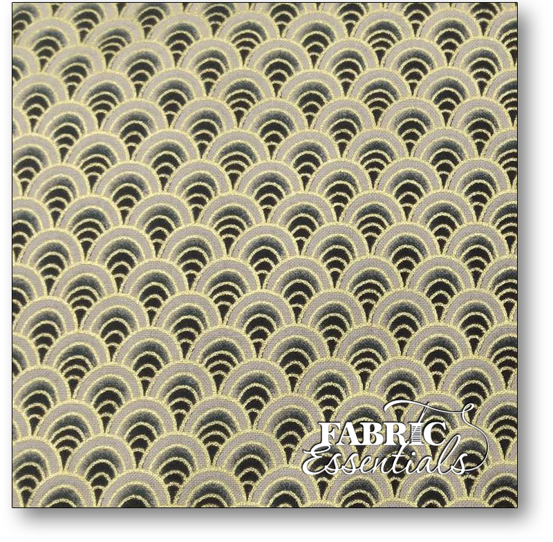 Blank Quilting - Yoshiko Collection - BTR4591-M Black - DIRECTIONAL