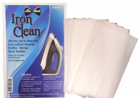 Bo-Nash - Iron Clean - BO5003 - 10 Sheets