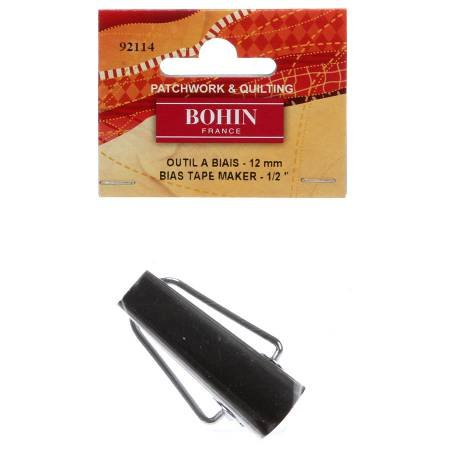 Bohin - 1/2in Bias Tape Maker - 92114