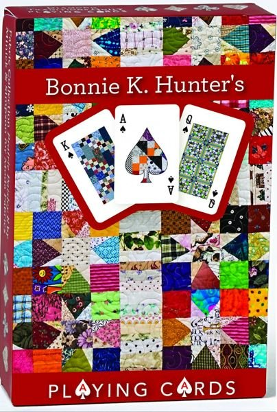 Bonnie Hunter's Playing Cards - CTP20339