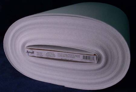 Bosal - Double Sided Fusible Craf-Tex - 337BF-WHT - 20 in wide