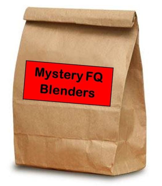 Brown Bag Bonanza - Mystery Fat Quarters - Blenders - Choose 10, 20 or 30 Fat Quarters!