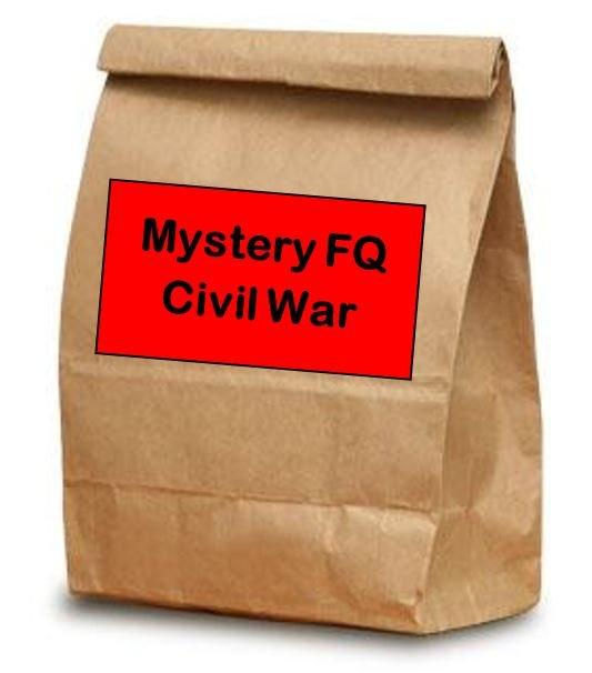 Brown Bag Bonanza - Mystery Fat Quarters - Civil War - Choose 10, 20 or 30 Fat Quarters!