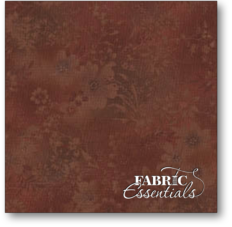Daiwabo - Serenity - EESSER90032-F - Floral Tonal - Red