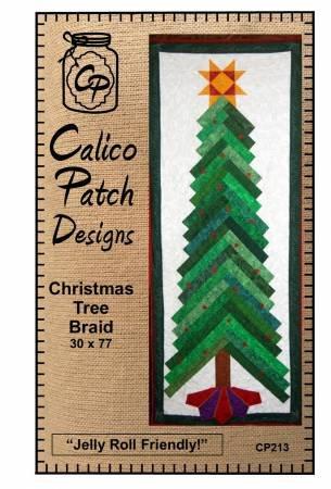 Christmas Tree Braid - CP213