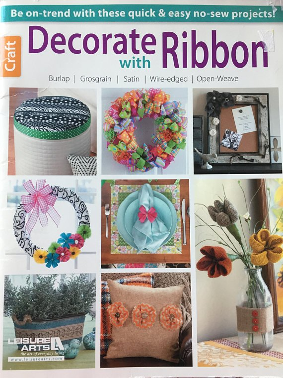 Decorate with Ribbon - 6226