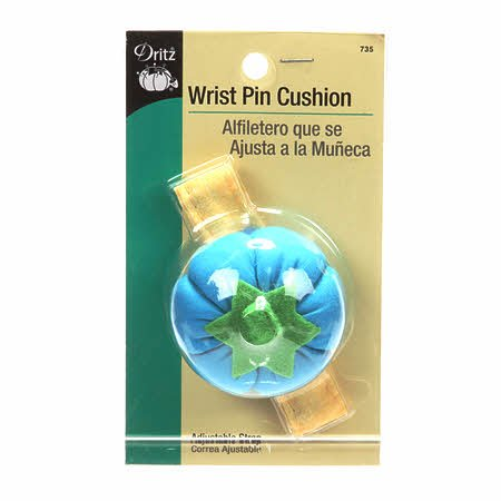 Dritz - Wrist Pin Cushion - 735 Tomato
