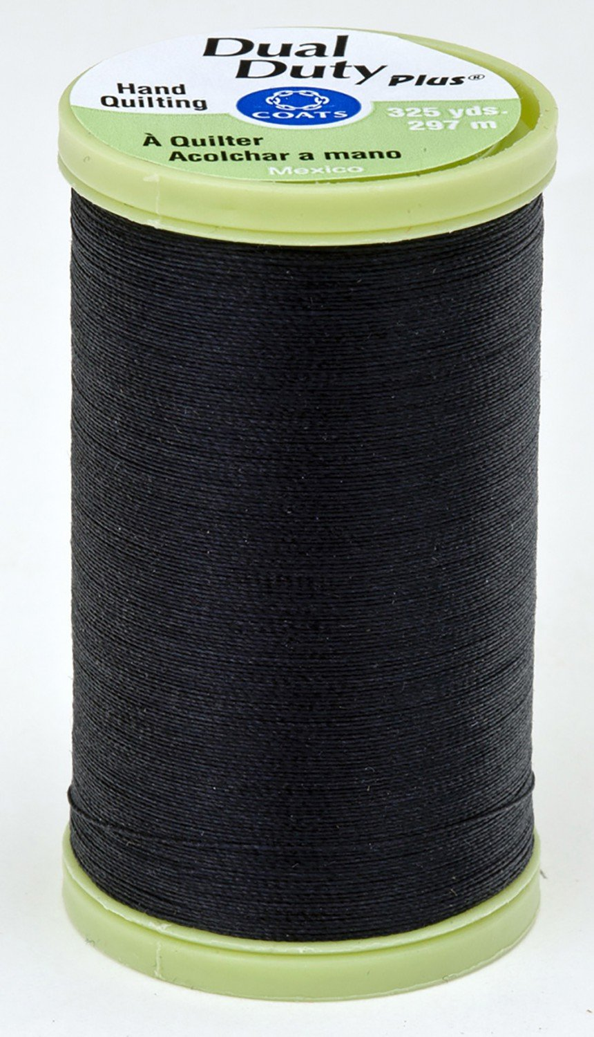 Coats & Clark - Dual Duty Plus Hand Quilting Thread - 325 yds Black - S9600900